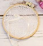 Alternative Ringkissen Holz Hochzeit Ring Vintage Stil Spitze Alternativ Ringträger