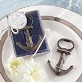"25 ""Anchor"" Nautical-Themed Bottle Opener by Unknown"