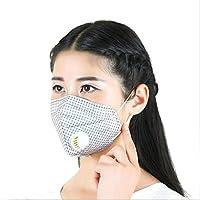 3pm2,5Staub Maske Atemwege Ventil Anti Haze Masken Mouth-Muffle mit Filter preisvergleich bei billige-tabletten.eu