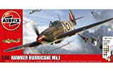 Airfix 1:24 Scale Hurricane MkI Gift Set
