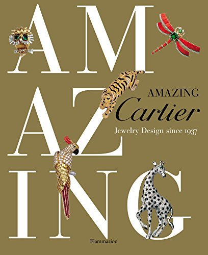Amazing Cartier: Jewelry Design since 1937 by Nadine Coleno (2009-09-08)