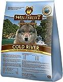 WOLFSBLUT Trockenfutter COLD RIVER Forelle + Süßkartoffel für Hunde 2,0 kg
