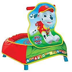 Kidactive Paw Patrol Marshall Indoor Childrens Toddler Trampoline By