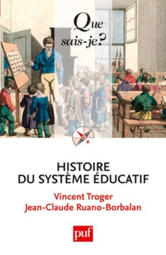 Histoire du systeme éducatif