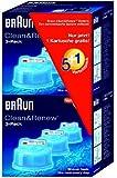 Braun Clean&Renew CCR5+1 Reinigungskartusche (6er-Pack)