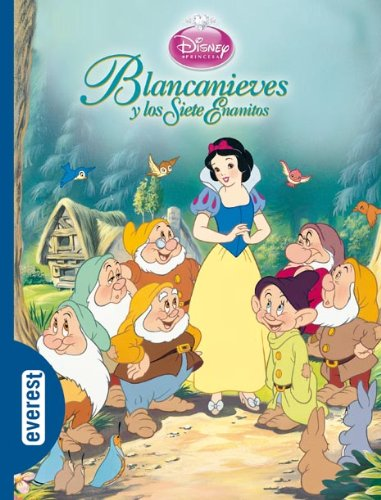 Blancanieves (Clásicos Disney)