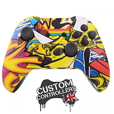 Xbox One Custom Controller - Graffiti Edition