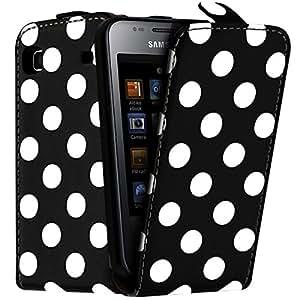 Seluxion - Housse Etui de Protection à Poids pour Samsung Galaxy S i9000 couleur Noir