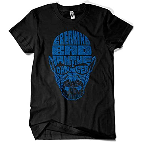 dia del orgullo friki 113-Camiseta SoftStyle Breaking Bad V2 - Azul