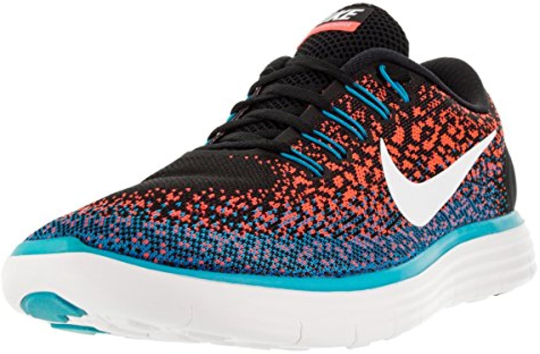 Nike Herren Free Rn Distance Laufschuhe  Bunt
