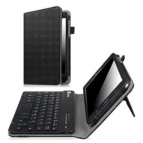 Fintie Samsung Galaxy Tab A 7.0 Bluetooth Tastatur Hülle Keyboard