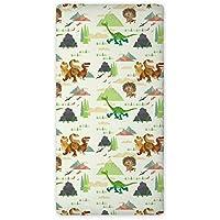 Disney The Good Dinosaur Arlo y Spot Niños sábana bajera (90x 200cm (P01)