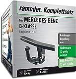 Rameder Komplettsatz, Anhängerkupplung starr + 13pol Elektrik für Mercedes-Benz B-KLASSE (113607-09769-1)