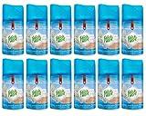 12x Fresh&More Kühles Leinen&Weiße Flieder Für Air Wick Freshmatic Max - 250ml