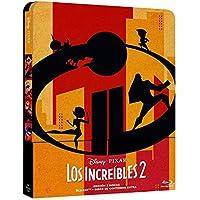 Pixar Increibles 2 Steelbook