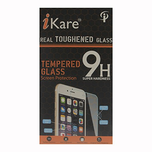 iKare Premium Tempered Glass Ultra Clear Shatter Proof 9H Hard Screen Protector for Apple iphone 4 4S