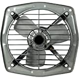 STARVIN HOTLINE || ASHOKA Fresh Air EXHAUST FAN || 300 mm (12 inch) || with 1 Season Warranty || Safety Grid || High Speed || Copper Winding || For Kitchen || For Bathroom || For Store || For Office || Black || IS :996 Approved Motor || W-04