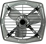 #5: STARVIN HOTLINE || ASHOKA Fresh Air EXHAUST FAN || 300 mm (12 inch) || Safety Grid || High Speed || Copper Winding || For Kitchen || For Bathroom || For Store || For Office || Black || IS :996 Approved Motor || W-01