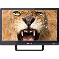 "Nevir - 7412 TV 16"" led HD USB dvr 12v hdmi Negra"
