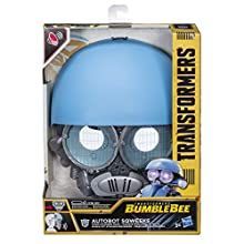 Hasbro Transformers - Autobot Sqweeks Mask with Voice Distortion - E0693EU4