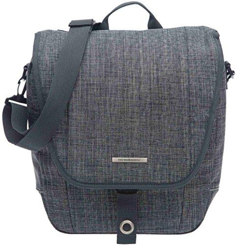Unbekannt New Looxs Gepäckträgertasche/Schultertasche Avero Single, Grey, 32X33X13CM, FA003480078