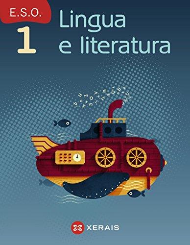 Lingua e literatura 1º ESO (2015) (Libros De Texto - Educación Secundaria Obrigatoria - Lingua) - 9788499148854 por Ana Iglesias Álvarez