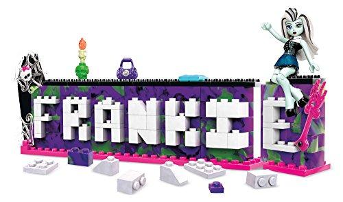 Mega Bloks Contrux Monster High Monsterific Name Builder