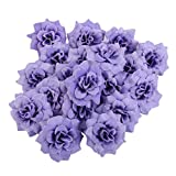 Best GENERIC Lilacs - Approx.50pcs Artificial Rose Flower Heads Home Wedding Decor Review