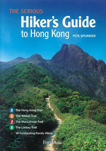 The Serious Hikers Guide to Hong Kong