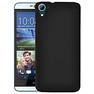 Plus Slim Fit Sandstone (Soft) Texture Anti Scratch Snap-On Back Cover For HTC Desire 616 dual sim