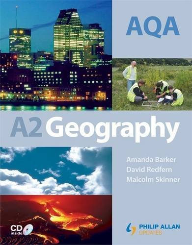 AQA A2 Geography: Textbook by Malcolm Skinner (2009-05-29)