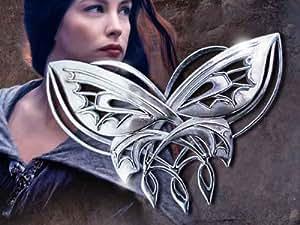 Le Seigneur des Anneaux: Broche en Papillon d`Arwen
