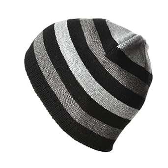 Bonnet marinière gris