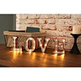 Carnival Illiuminated LED Word Light - Love NEW by Other
