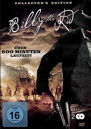Billy the Kid Box - 9 Filme - John Wayne Western-Klassiker [2 DVDs]