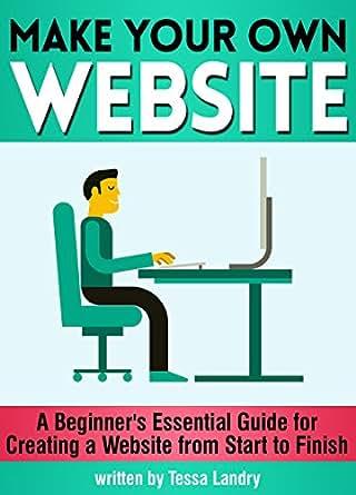 how to make a ebook website