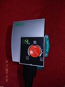 wilo 4164003 hocheffizienzpumpe yonos pico elektronisch. Black Bedroom Furniture Sets. Home Design Ideas