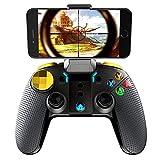 PowerLead- Manette pour iOS Wireless Manette de Jeu Bluetooth sans Fil multimédia Gamepad Compatible pour iOS,Manette Android, téléphones Portables et tablettes, TV Android et PC