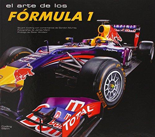 El arte de los Fórmula 1 por Codling Mann