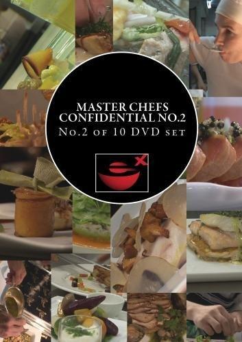 Master Chefs Confidential No.2 - Master 2 Master Chef