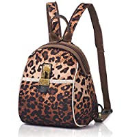 YOVIEE Designer Women Multicotton Prints Cute Backpack Multipurpose Backpack for Ladies Artistic Pattern Girl