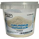 100% pura de la Goma Xantana prima - Grado A (100 g) - Media Pot - Xanthan Gum