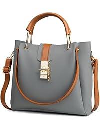 Amazon.co.uk  Grey - Totes   Women s Handbags  Shoes   Bags 43366ef181140