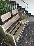 Design Gartenbank mit flexibler Rückenlehne, Bank, Designerbank, Palettenmöbel