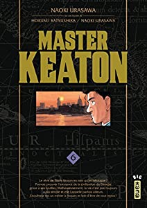 Master Keaton Edition simple Tome 6
