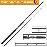 Savage Gear MPP Trigger 274cm 120g Spinnrute, Spinnruten mit Triggergriff, Rute für Multirolle, Hechtrute, Angelrute zum Hechtangeln