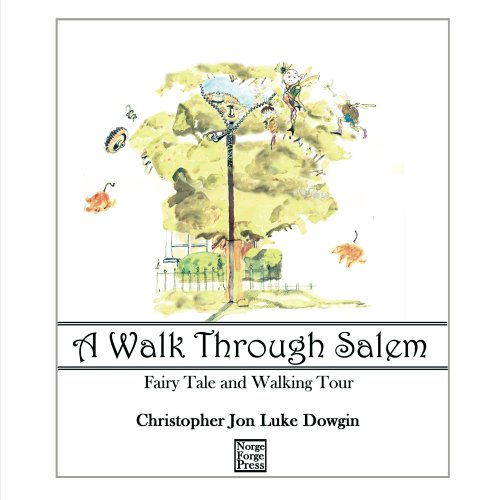 A Walk Through Salem (English Edition)