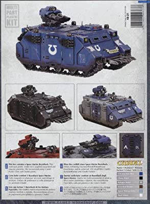 Games Workshop - Warhammer 40k - Véhicule - Razorback Space Marine