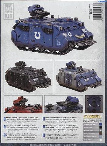 Space Marine Razorback (Warhammer 40k Figuren)