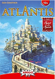 Amigo 09620 - Atlantis, Brettspiel (B002KGF2S2) | Amazon price tracker / tracking, Amazon price history charts, Amazon price watches, Amazon price drop alerts